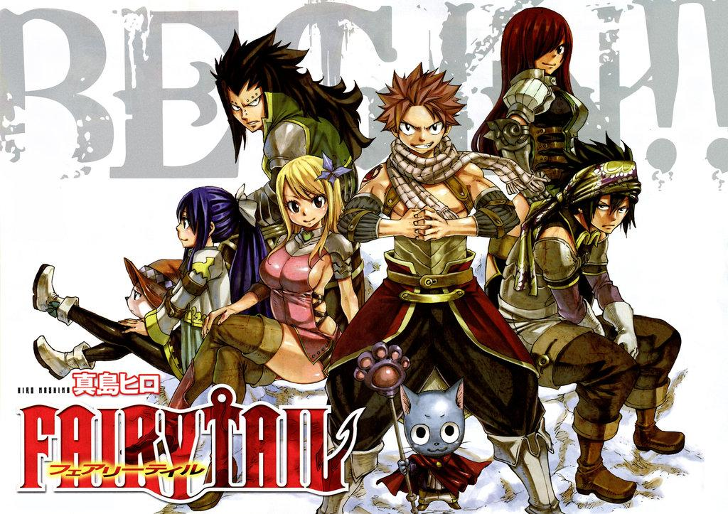 Fairy Tail : personnages