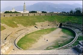 Quelle épaisseur de cendre avait recouvert Pompéi ?
