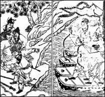 Les Mongols assiègent par terre et par mer, durant six ans, la ville (1267-1273) avant de percer les défenses avec leurs trébuchets. La population est sujette à amende pour éviter le sac de la ville qui est incorporée à l'empire de Kubilai Khan