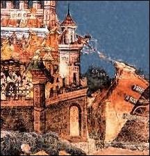 Ville assiégée de 1378 à 1390, finalement prise par les Turcs sur les Romains d'orient.