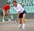 Tennis à la française
