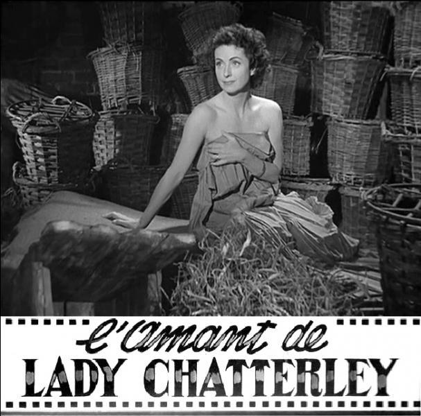 Quelle actrice française a tenu le rôle principal du film représenté sur l'affiche ?