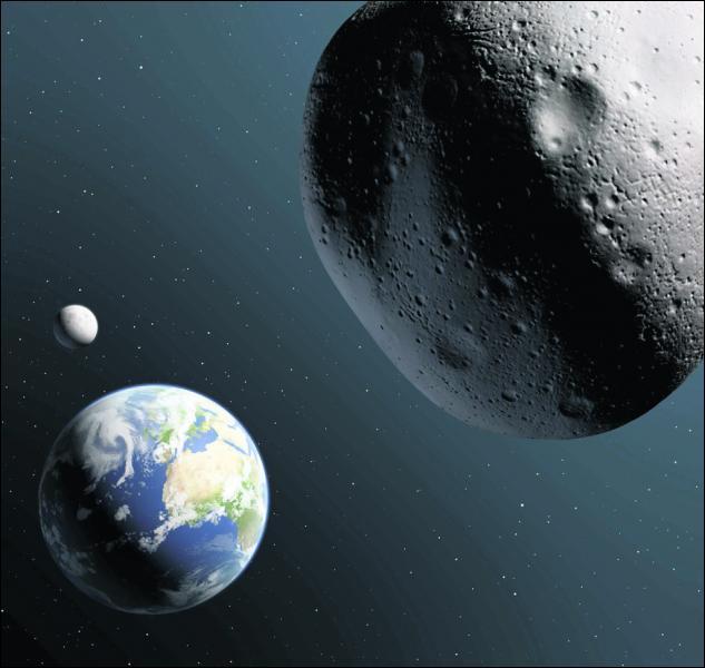 En 2004, on a pu observer une météorite qui semblait menacer la terre, fort heureusement il n'en est rien, on lui a donné le nom d'un dieu égyptien !