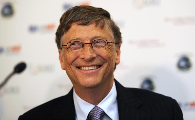 Il est le plus riche milliardaire de la planète, Bill Gates a une étonnante particularité !