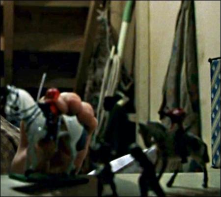 Dans quels films Harry prend-il en main ces petits soldats de plomb ?