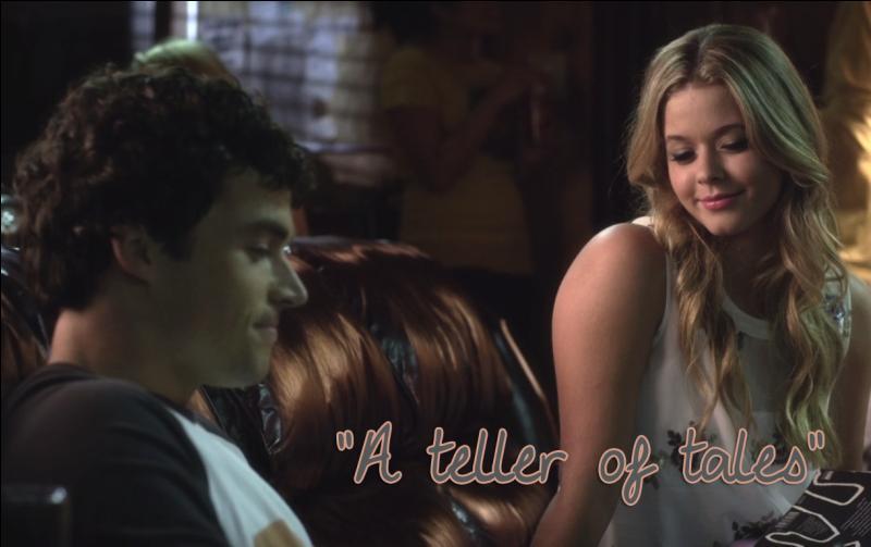 Qu'a cru Ezra de tout ce que lui a raconté Alison ?