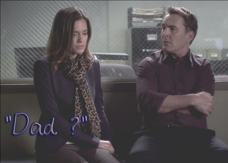 Que révèle Melissa à son père ?