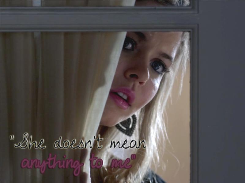 Que vole Alison dans la chambre de Ian ?