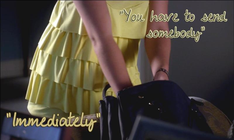Que vole Alison dans le sac de sa mère et dans quel but ?