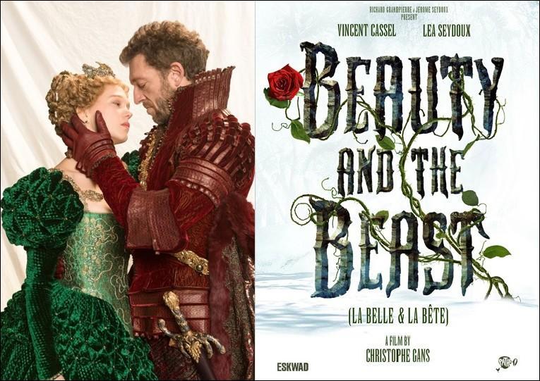 Où vivent la Belle et la Bête à la fin du film ?