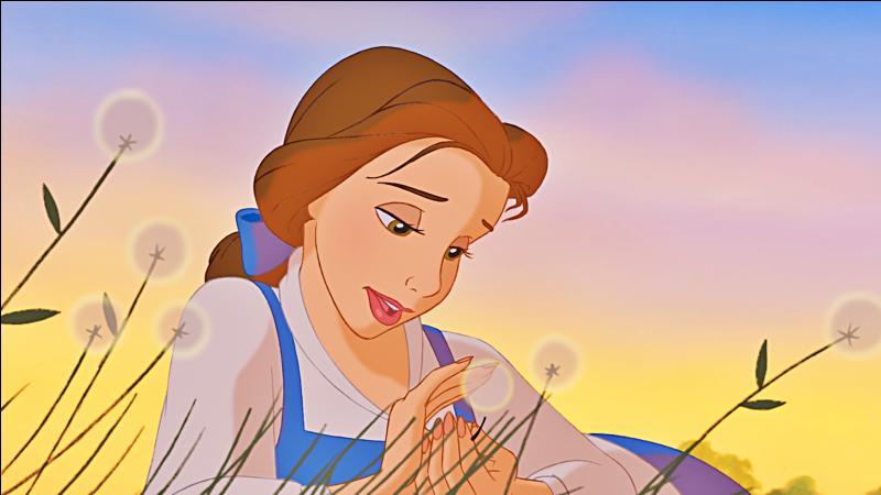 Quelle est la passion de Belle ?