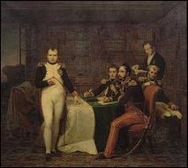 Quelle était la principale activité de Napoléon pendant ses dernières années de captivité ?