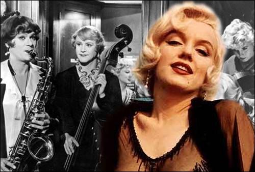 Deux musiciens de jazz au chômage tombent amoureux d'une ravissante et blonde créature prénommée Alouette ...