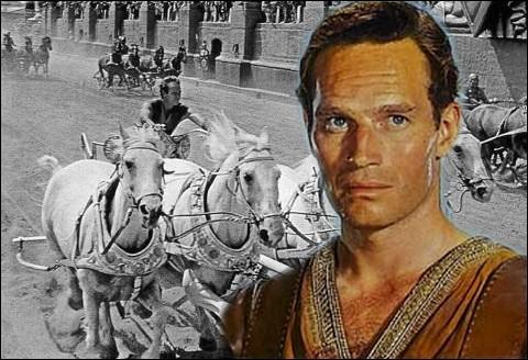 Le fils d'une noble famille juive se bat pour obtenir la liberté de son peuple. Il se heurte à l'hostilité d'un jeune tribun, qui fait emprisonner toute sa famille et le condamne aux galères...