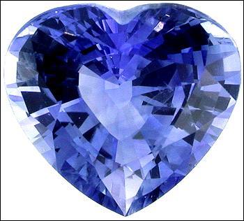 Quel est le nom de cette magnifique pierre bleue ?