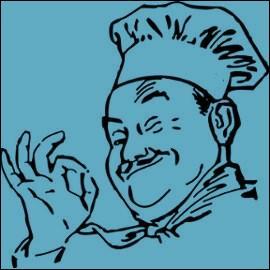 En gastronomie, une viande bleue est une viande :