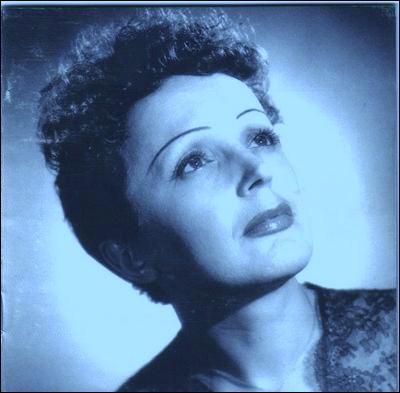 En 1951, Edith Piaf a interprété :