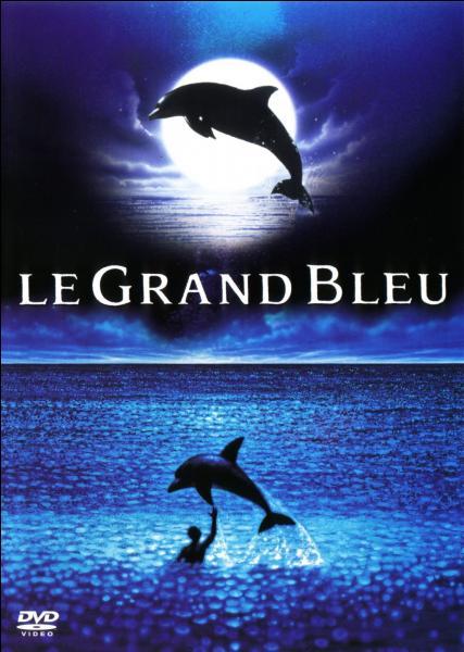 En quelle année le film  Le grand bleu  de Luc Besson fut-il numéro 1 du box-office annuel en France ?