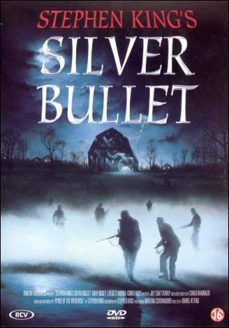 Stephen King a écrit  Silver Bullet  en 1985, quel est le titre en version française ?