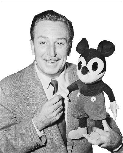 Qui a fondé les studios Disney et en quelle année ?