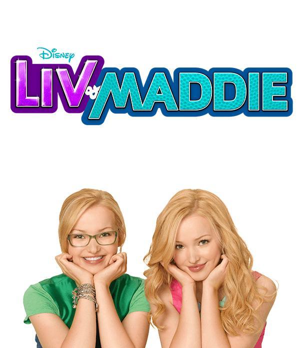 Le vrai nom des acteurs de la série Liv et Maddie