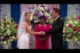 Quelle chanson a utilisée la série  Shake It Up  pour la cérémonie du mariage de Georgia et Jeremy ?