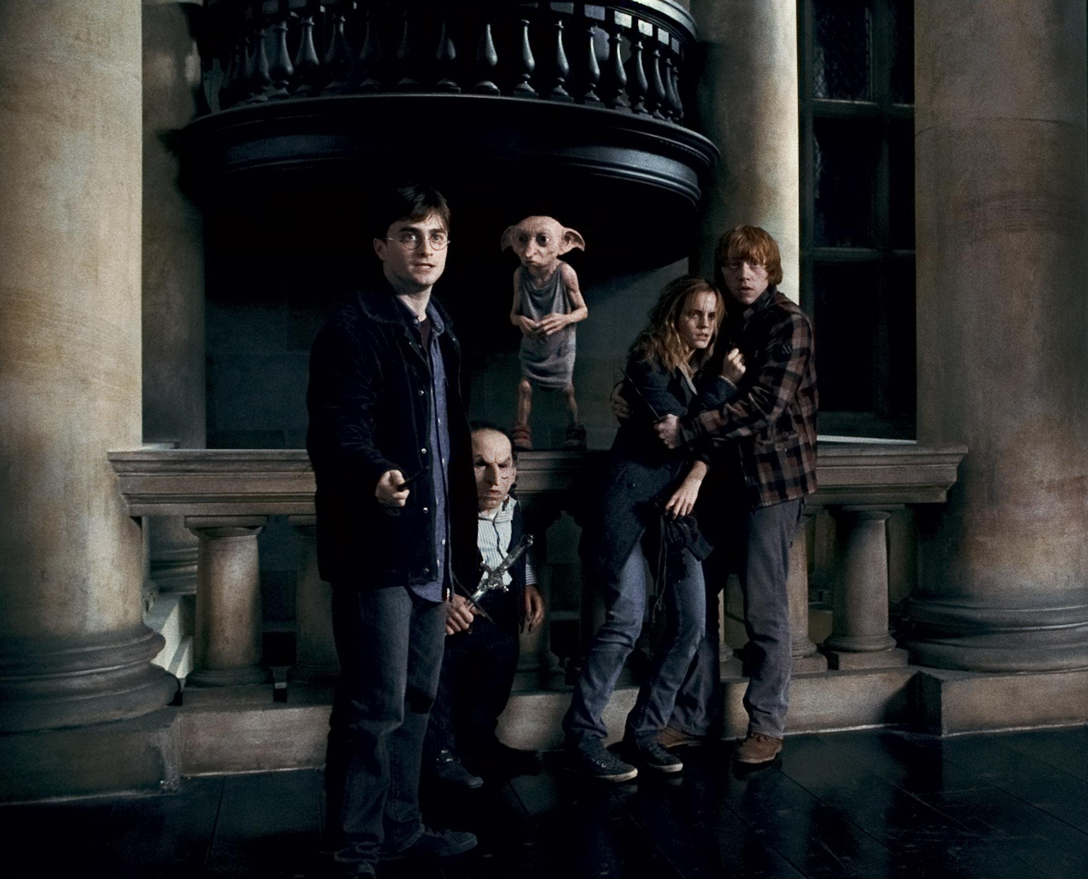 Harry Potter : La Bataille du manoir des Malefoy