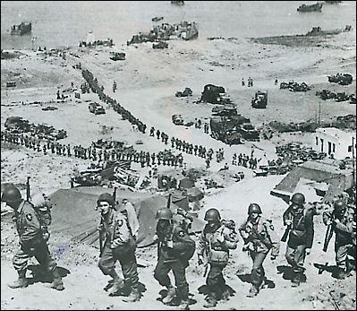 Question bonus : Le 6 juin 1944 voit s'effectuer le célèbre débarquement de Normandie. Mais savez-vous que le 5 juin a lieu une première opération sur le sol de France ? Où s'est-elle déroulée ?