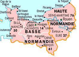 quizz basse normandie et haute normandie vrai ou faux