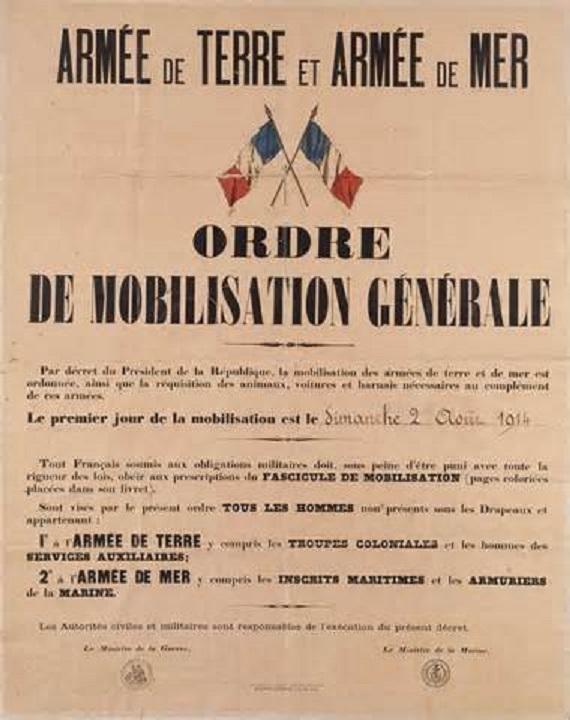 Maréchaux, amiraux et généraux de la Première Guerre mondiale