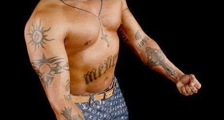 WWE Tatouage Superstars