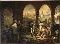 Qui a peint Bonaparte visitant les pestiférés de Jaffa ?