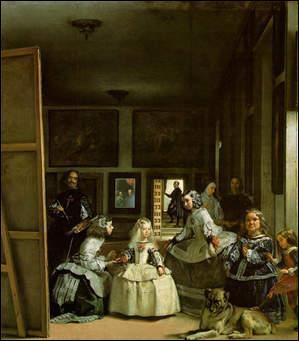 Qui a peint Les Ménines ?