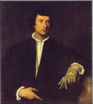 Qui a peint L'Homme au gant ?