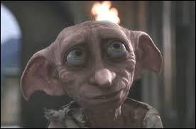 Dans Harry Potter 2, comment s'appelle l'elfe de maison qui aide Harry ?