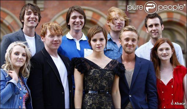 Qui sont les meilleurs amis de Harry ?