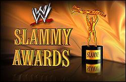 Combien a-t-il remporté de Slammy Award en 2008 ?