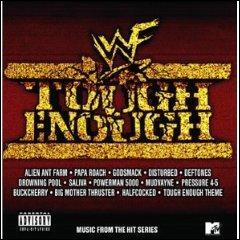 Il a participé a quel saison de l'émission télé réalité WWE Tough Enough ?