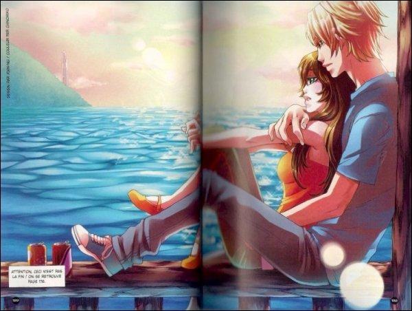 Quel est ce couple tiré du manga  Amour Sucré  ?