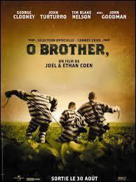 Dans  O'Brother , quel acteur incarne un Ulysse parodié ?