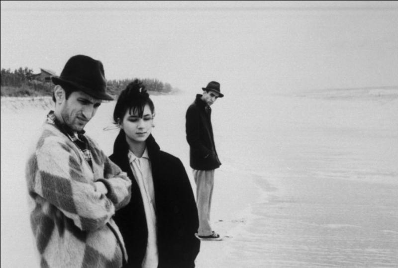 Stranger than Paradise  sort en 1983. Suivront, entre autres,  Down by law  (1986),  Broken Flowers  (2005), de ce réalisateur complètement original, américain et indépendant.