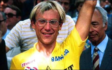 Laurent Fignon , coureur cycliste intelligent et sympathique, est-il encore parmi nous (28 mars 2014) ?