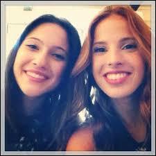 Francesca et Camila sont :