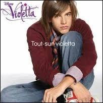 Comment s'appellera le nouveau prétendant de Violetta ?