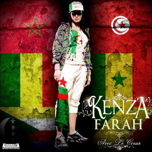 Quizz kenza farah quiz kenza farah - Soprano kenza farah coup de coeur parole ...