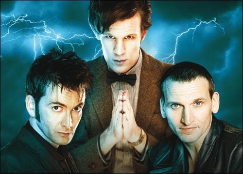 Quel pseudonyme utilise le Doctor ?