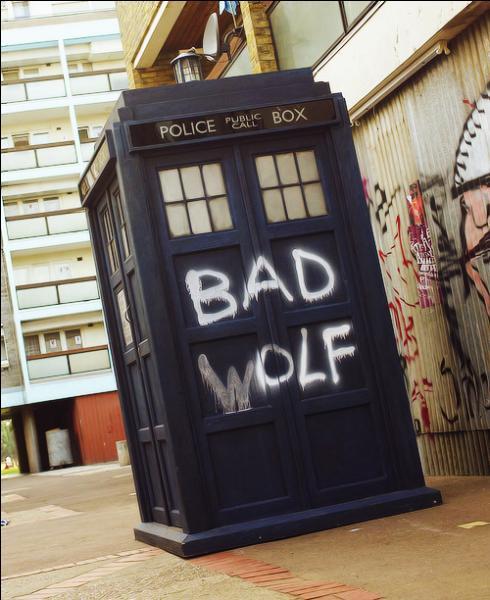 Qui est  le grand méchant loup  ?