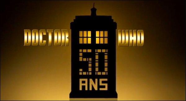 Combien de Doctor sont apparus lors des 50 ans de la série ?