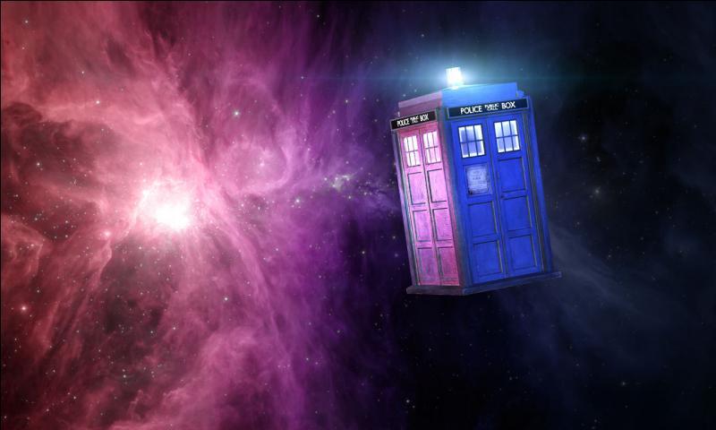 Comment s'appelle le vaisseau du Doctor ?