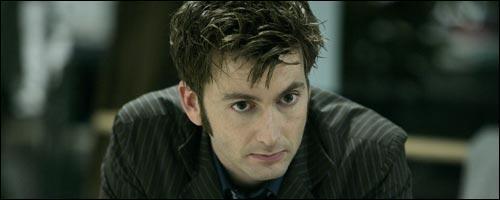 Quelle est la phrase fétiche du 10e Doctor ?